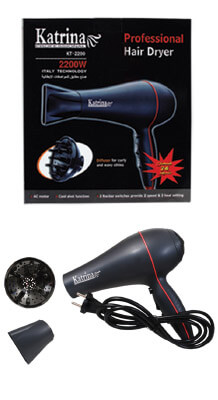 ../  HAIR DRYER WITH AIR DISTRIBUTION HEAD