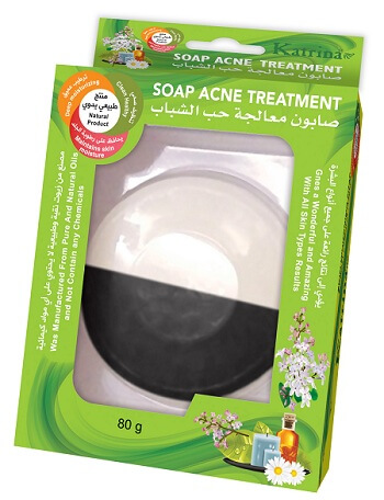 ACNE TREATMENT SOAP